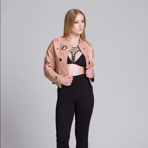 Jackets & Blazers - The Bombshell Jacket | Faux Leather (NEW)
